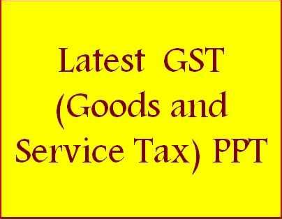 Essay on GST - Goods and Services tax for UPSC - wikiessays
